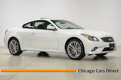 Infiniti : G37 x Sport AWD 12 g 37 xs sport coupe premium navigation wood interior illuminated kick plates