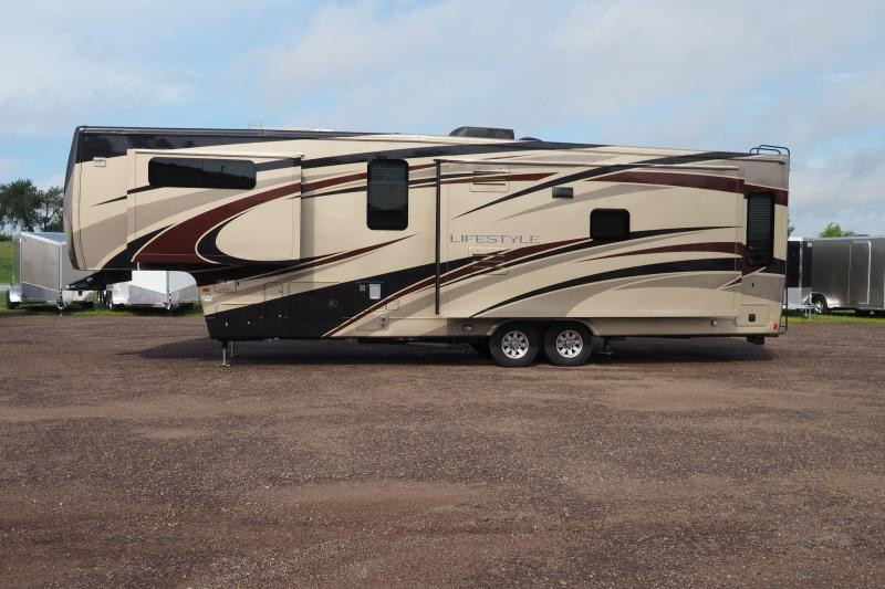 2016 Evergreen Bay Hill 369RL