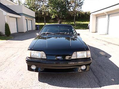 Ford : Mustang GT mustang gt 1992 347 stroker supercharged dart