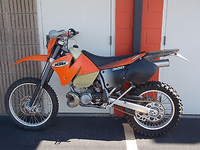 KTM : EXC 300 xc motorcycle for sale