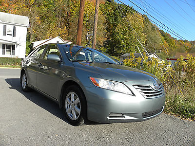 Toyota : Camry LE Sedan 4-Door TOYOTA CAMRY 2007 LE MODEL (TEXAS CAR - NO RUST, LEATHER SEATS, NEW TYRES)