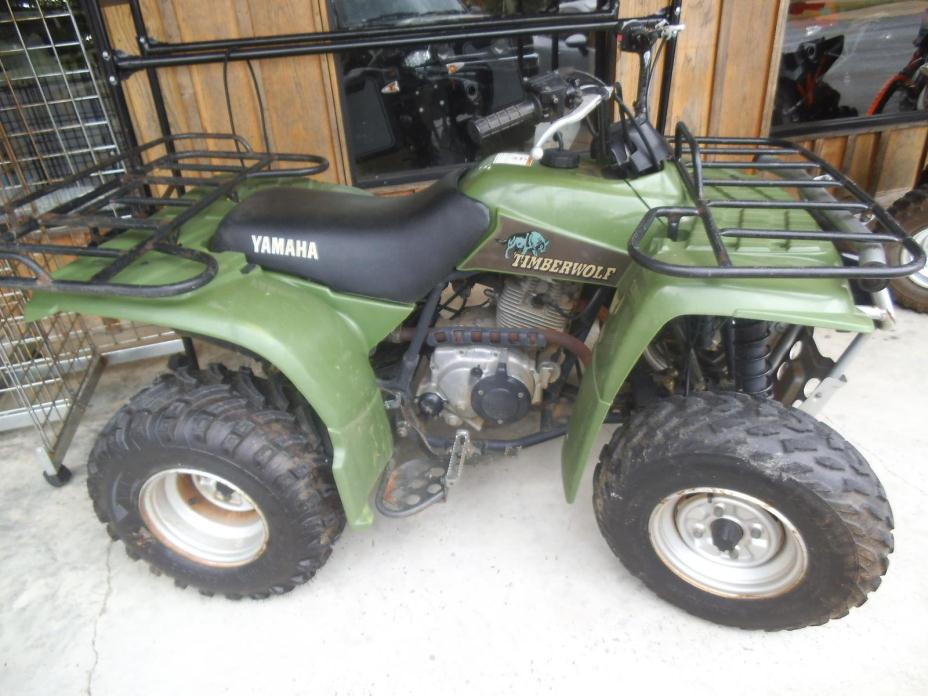 Yamaha timberwolf motorcycles for sale for Yamaha collinsville il