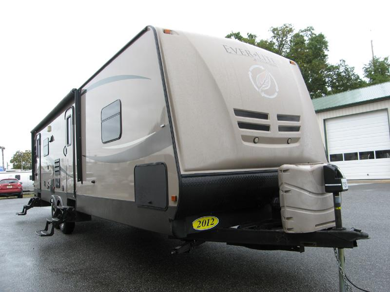 2015 Evergreen Rv Tesla T3950