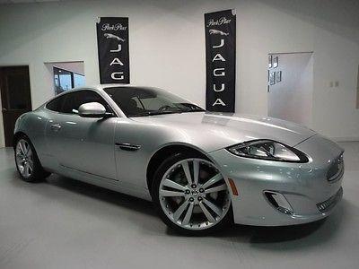 Jaguar : XK Base Coupe 2-Door 2012 jaguar xk coupe 20 wheels