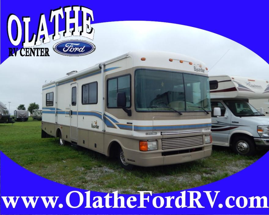 2005 Fleetwood Rv Expedition 38N
