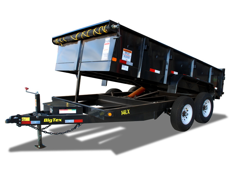 2006 Big Tex 35MC-10 Single Axle Motorcycle Trailer