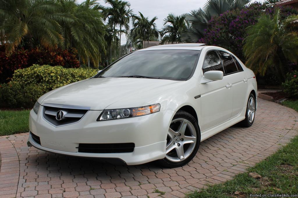 2006 Acura TL RSX