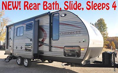 2015 Forest River Cherokee 204RB Limited