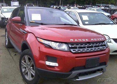 Land Rover : Range Rover Pure 2015 pure used turbo 2 l i 4 16 v automatic 4 wd suv premium