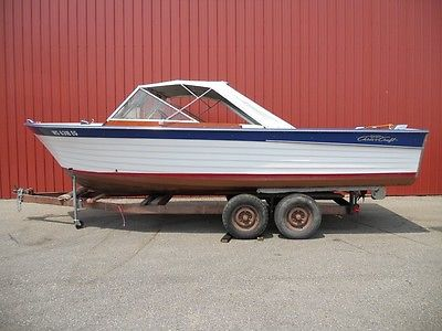 1966 CHRIS CRAFT SEA SKIFF 22