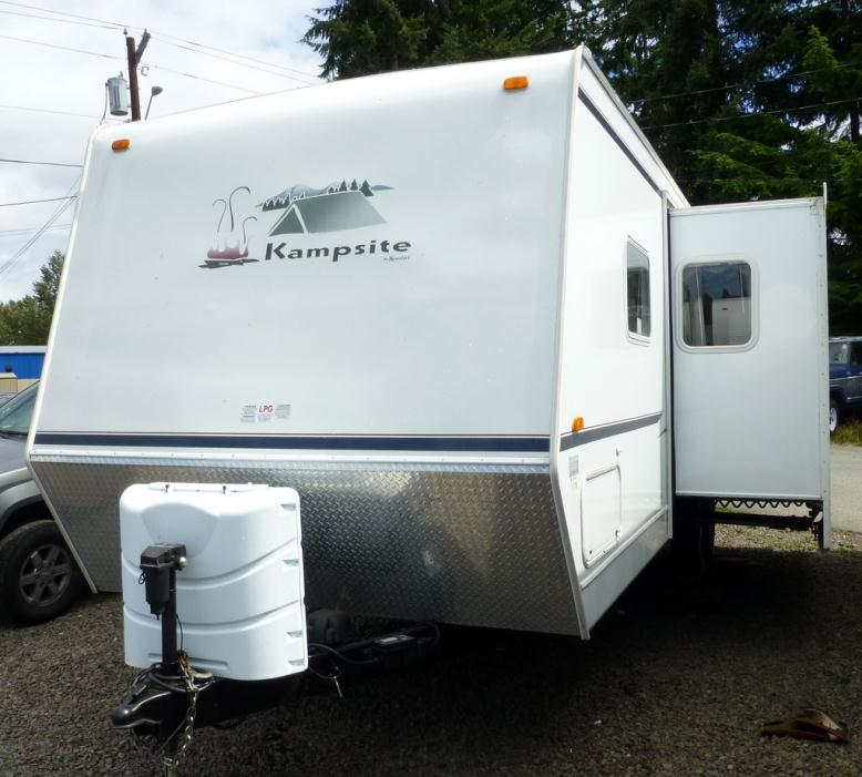 Komfort Kampsite Rvs For Sale