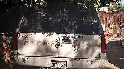 Chevrolet : Tahoe LS Sport Utility 4-Door 1997 chevrolet tahoe ls sport utility 4 door 5.7 l new all terrain tires