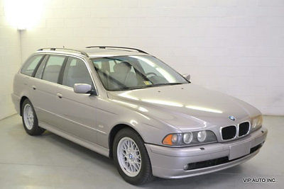 BMW : 5-Series 525iAT  Sport 528 it sunroof heated seats premium package convenience package