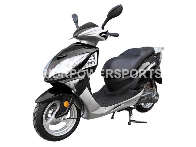 moto scooter df