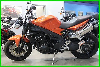 Triumph : Other 2010 triumph speed triple 1050 used