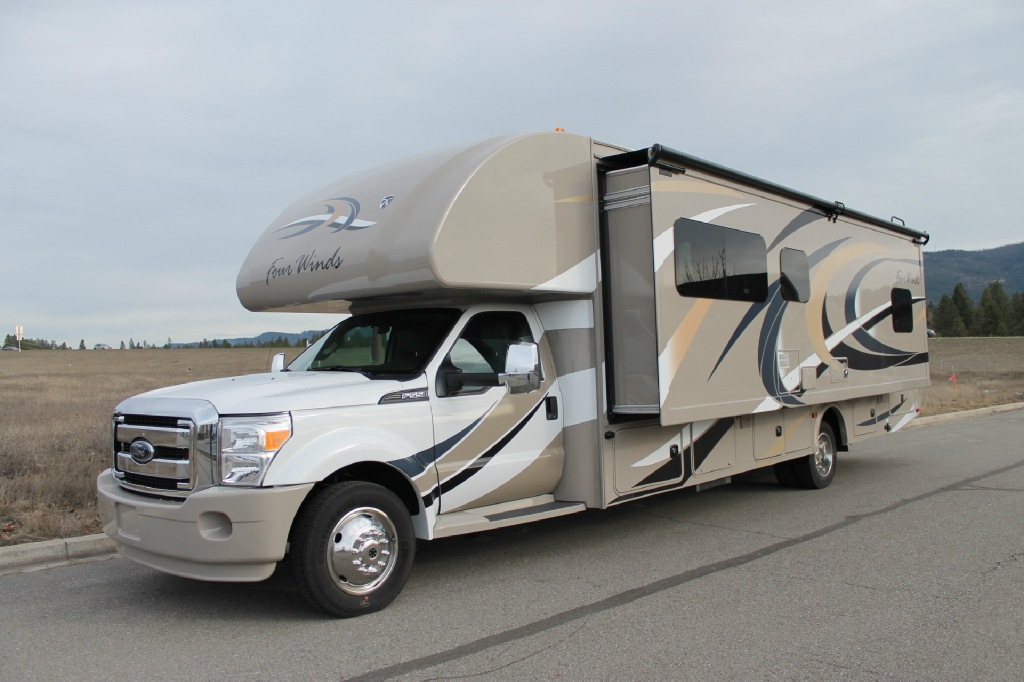 Thor motor coach four winds super c 35sf rvs for sale for Thor motor coach four winds