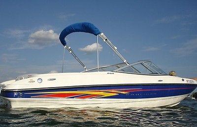 2007 Bayliner 205 Runabout Boat 5.0 Merc eng  & 2013 motor + trailer