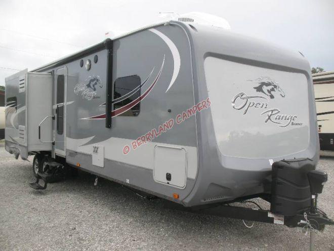 2012 Open Range Roamer RF392BHS