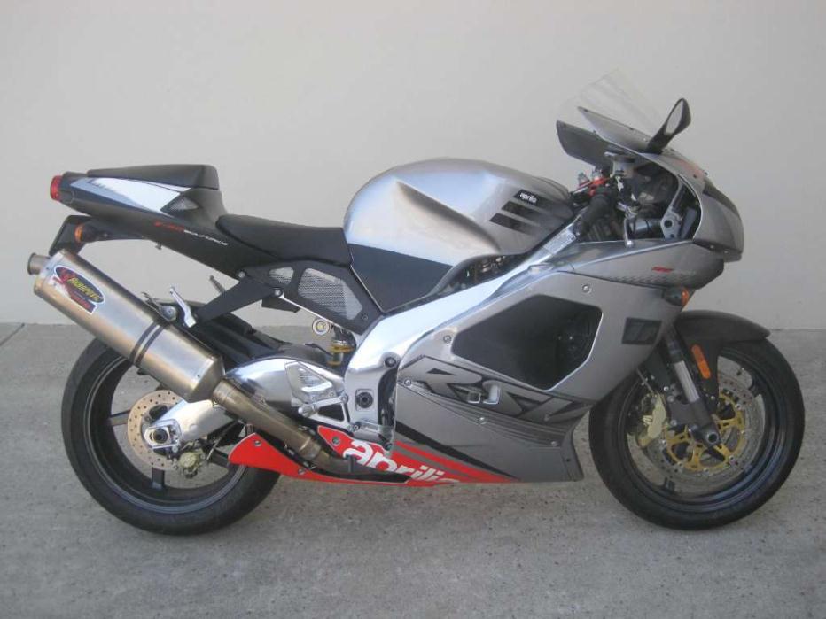 aprilia rsv mille 2003 motorcycles for sale. Black Bedroom Furniture Sets. Home Design Ideas