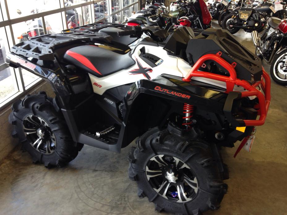 2016 Can Am Outlander L Max 450efi