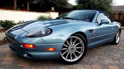 Aston Martin : DB7 Volante DB7 Volante