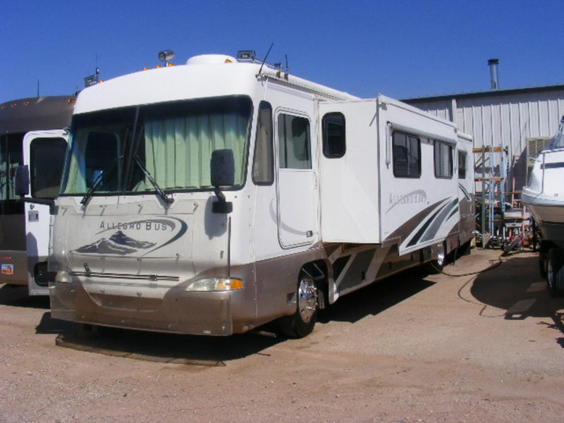 Tiffin Motorhomes Allegro Bus Bus Pusher Rvs For Sale