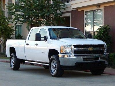 Chevrolet : Silverado 2500 FreeShipping Silverado 2500HD 6.0L VORTEC Crew Cab Long Bed LT VERY CLEAN! BRAND NEW TIRES!