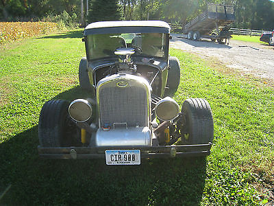 Ford : Model A model a ford, rat rod, not rod