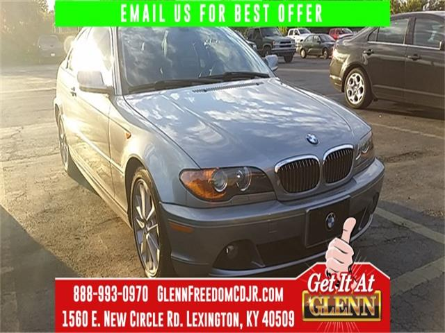 2004 BMW 3 Series 330Ci 2dr Coupe
