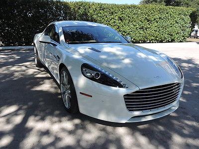 Aston Martin : Rapide 2016 aston martin