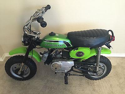 Kawasaki : Other Kawasaki MT-1/KV-75