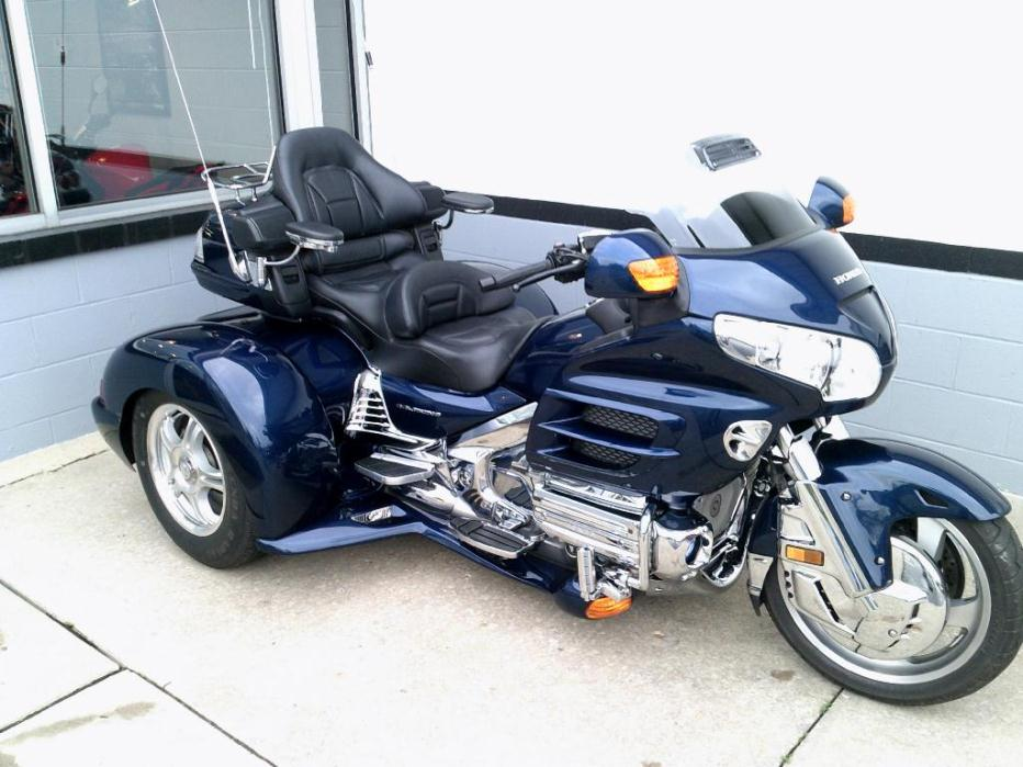 2005 Champion Trikes Honda Goldwing GL 1800 Trike Kit
