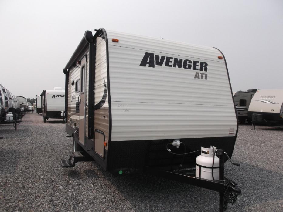 2015 Prime Time Rv Avenger 28RKS