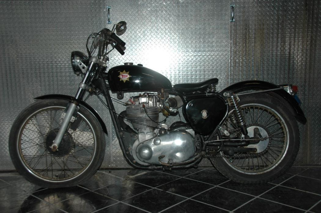 1962 BSA Gold Star CLUBMAN