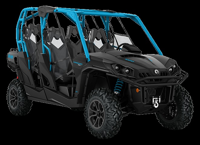 Can Am Can Am Utv Commander Max Xt Black Blue Motorcycles