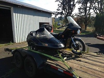 Honda : Gold Wing 1978 honda goldwing gl 1000 with sidecar