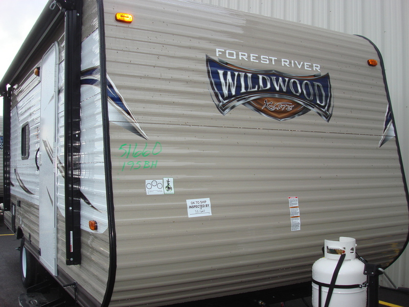 2006 Forest River Salem 25BHBS LE