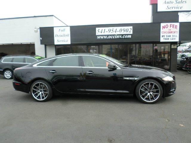 2011 Jaguar XJL Supersport Supercharged