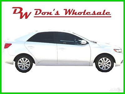 Kia : Forte EX 2012 ex used 2 l i 4 16 v automatic 2 wd sedan