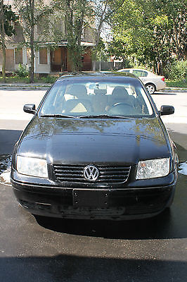 Volkswagen : Jetta GL Volkswagen Jetta 2000 Black, Tan Interior,2.0 Liter Engine ,manual transmission