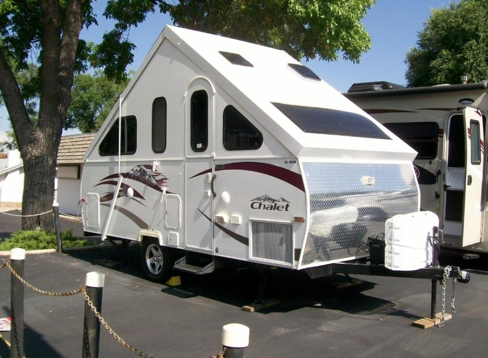 2013 Chalet Rv XL SERIES 1930