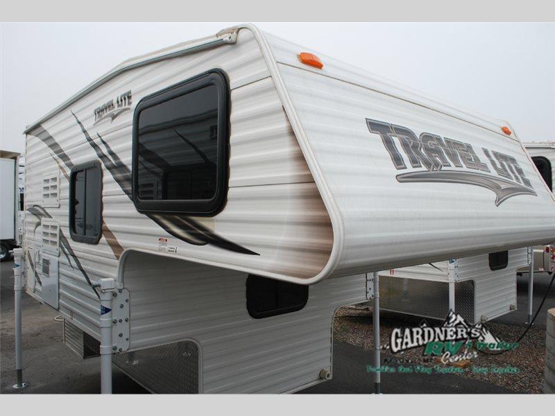 2016 Travel Lite Truck Campers 890SBRX Series