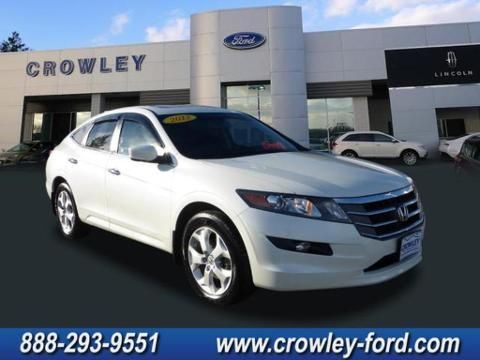 2012 HONDA CROSSTOUR 4 DOOR SUV