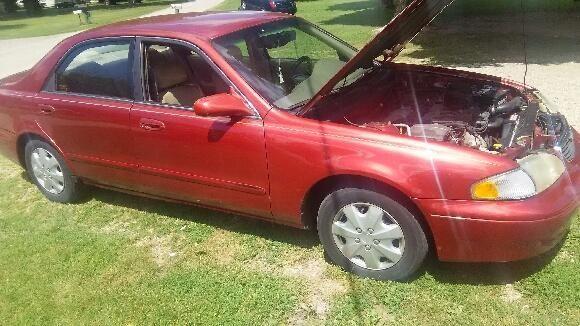 1998 Mazda 626/LX
