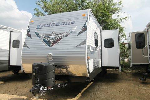 2016 Crossroads Rv Longhorn LHT28BH Texas Edition