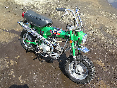 Honda : Other 1971 honda trail 70 0.7 l runs drives great condition original ct 70 h 139303