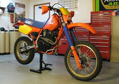 1986 Honda 600r Motorcycles for sale