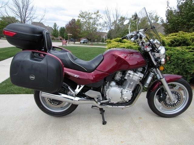 1982 Suzuki GS 850