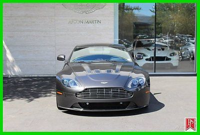 Aston Martin : Vantage Base Hatchback 2-Door 2011 used 6 l v 12 48 v manual rwd coupe premium