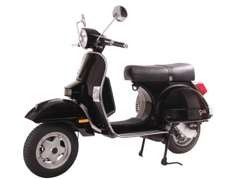 2014 Genuine Scooter Co. Stella Automatic